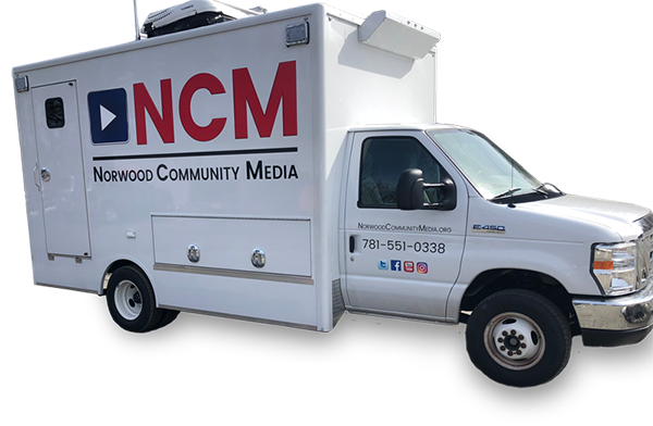 NCM Mobile Broadcast Vehicle