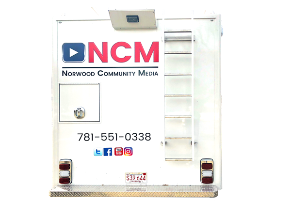 NCM Broadcast Vehicle